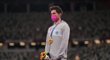 Ο Μίλτος Τεντόγλου υποψήφιος για κορυφαίος αθλητής της χρονιάς στην Ευρώπη