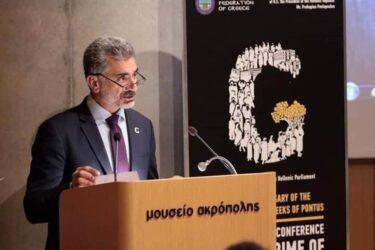 """Επέστρεψε ο πρόεδρος της ΠΟΕ – """"Οι Τούρκοι έχουν φτιάξει λίστες"""" (ΒΙΝΤΕΟ)"""