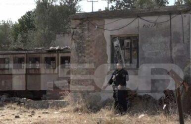 Θρίλερ στα Βίλια: Βρέθηκε ανθρώπινο κρανίο δίπλα σε καμένη αποθήκη