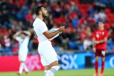 Φιλική ήττα για την Ελλάδα με 2-1 από την Ελβετία
