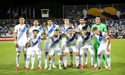 Σοκ στις καθυστερήσεις για την Ελλάδα, 1-1 με το Κόσοβο