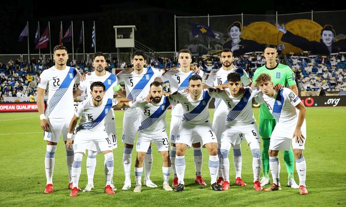 Ελλάδα Κόσοβο αθλητικές μεταδόσεις Βαθμολογία FIFA
