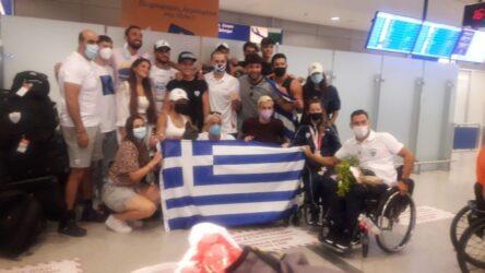 ελληνική αποστολή Τόκιο