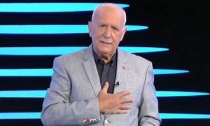 Εξαλλος ο Γιώργος Παπαδάκης από μηνύματα για Μένιο Φουρθιώτη και Γρηγόρη Πετράκο