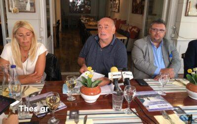 Τέλος εποχής: Ο Ζορπίδης δε θα είναι υποψήφιος πρόεδρος στο ΕΕΘ