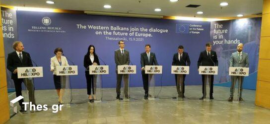 """Βαρβιτσιώτης: """"Η Ευρώπη να γίνει μία ήπειρος ειρήνης, συνεργασίας και προκοπής"""" (ΦΩΤΟ)"""