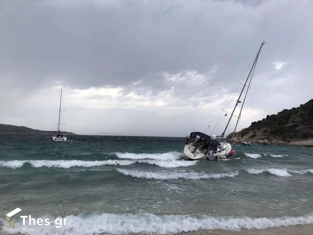 Χαλκιδική καταιγίδα