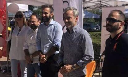 """Ζέρβας: """"Ως δήμος Θεσσαλονίκης βρισκόμαστε δίπλα στον θεσμό του Thessaloniki Pride και ενώνουμε τη φωνή μας για μια κοινωνία χωρίς διακρίσεις"""""""