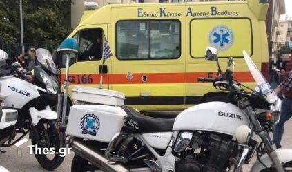 αστυνομία Θεσσαλονίκη Ζωγράφου