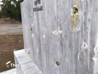 """Γιαννούλης: """"Προσβολή της ιστορικής μνήμης και του Ποντιακού Ελληνισμού η βεβήλωση του μνημείου του Νίκου Καπετανίδη"""""""