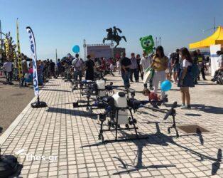 """Voltάρω 5"": Χιλιάδες επισκέπτες στη μεγάλη ""πράσινη"" γιορτή της Περιφέρειας Κεντρικής Μακεδονίας (ΦΩΤΟ)"