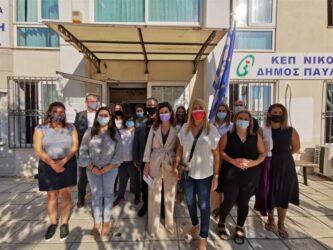 Δήμος Παύλου Μελά: Επίσκεψη του Γιάννη Τσακίρη