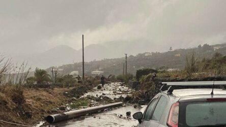 Ιταλία: Ανεμοστρόβιλος έπληξε το νησί Παντελερία – Δύο νεκροί