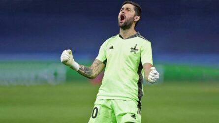 Γιώργος Αθανασιάδης: Ο καλύτερος παίκτης της εβδομάδας στο Champions League