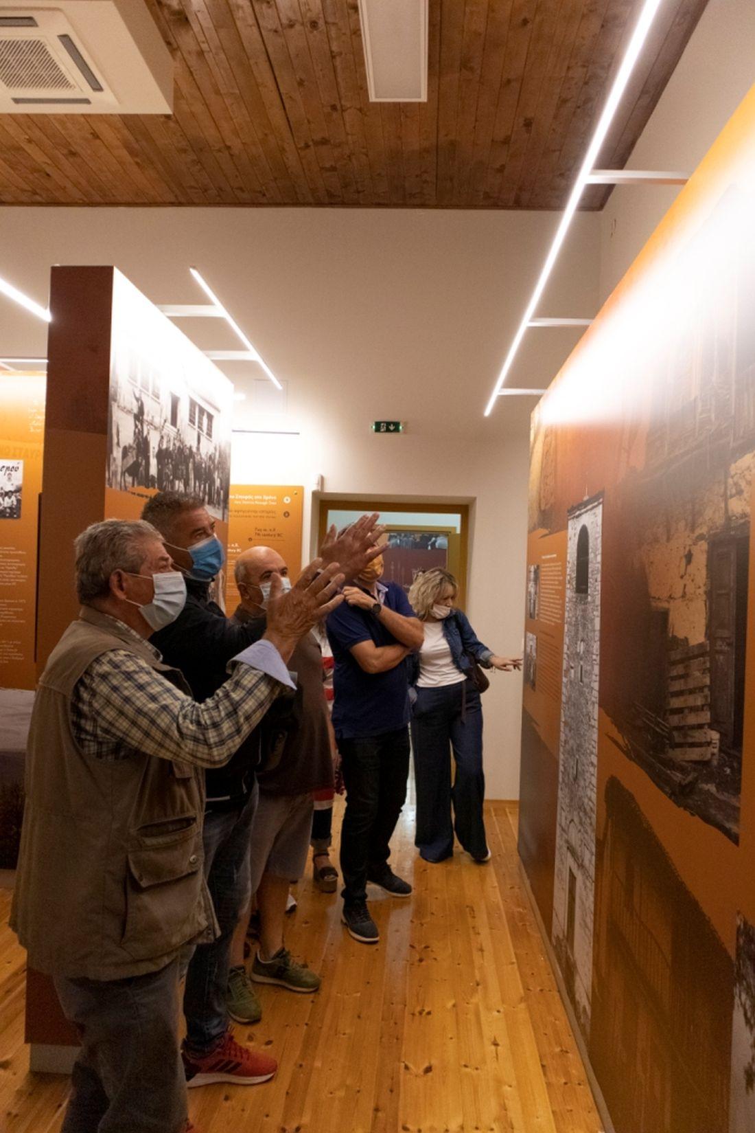 Δήμος Βόλβης μουσείο
