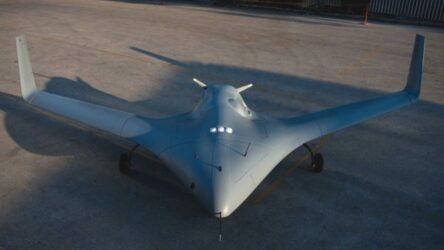 Ξεκινά η παραγωγή του πρώτου ελληνικού drone