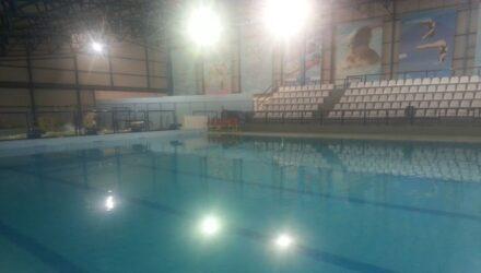 Δήμος Κατερίνης κολυμβητήριο