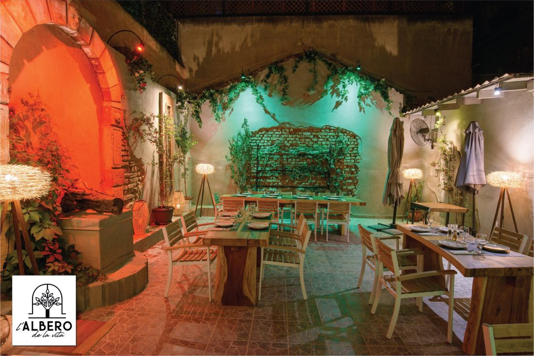 L'albero Della Vita εστιατόριο Θεσσαλονίκη