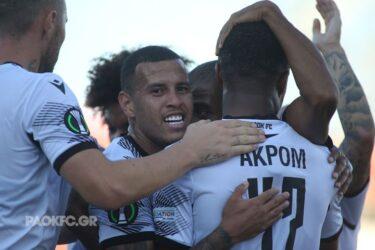 Conference League: Ιδανική πρεμιέρα για τον ΠΑΟΚ στους ομίλους – Νίκησε τη Λίνκολν με 2-0