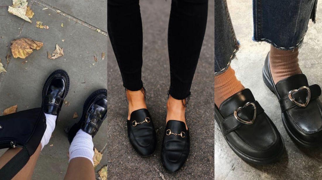 παπούτσια φθινόπωρο