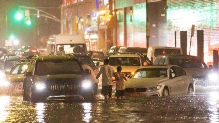 Πλημμύρες – ΗΠΑ: Τουλάχιστον 13 άνθρωποι έχασαν την ζωή τους σε Νέα Υόρκη και το Νιού Τζέρσεϊ