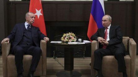 """Πούτιν: """"Η Τουρκία είναι ασφαλής από την κρίση φυσικού αερίου που πλήττει την Ευρώπη"""""""