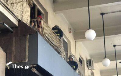 Θεσσαλονίκη: Φωτιά σε κατάστημα εστίασης στην Πλατεία Αριστοτέλους (ΒΙΝΤΕΟ & ΦΩΤΟ)