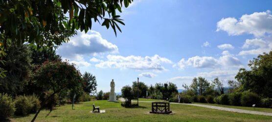 """""""Αριστοτελικοί Περιπατητές του Σήμερα"""" μέσω σχολικού τουρισμού στον Δήμο Αριστοτέλη"""