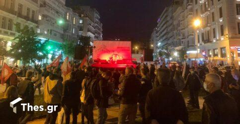 Θεσσαλονίκη: Συναυλία κατά του φασισμού στην Αγίας Σοφίας (ΒΙΝΤΕΟ & ΦΩΤΟ)