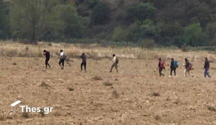 Ροές μεταναστών και προσφύγων και πάλι στην Ειδομένη (ΒΙΝΤΕΟ & ΦΩΤΟ)