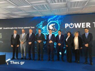 Θεσσαλονίκη: Εγκαινιάστηκε το παγκόσμιο Κέντρο Ψηφιακής Καινοτομίας από Μητσοτάκη και Μπουρλά (ΒΙΝΤΕΟ & ΦΩΤΟ)