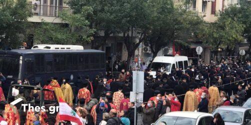 ΣΥΡΙΖΑ: «Η κυβέρνηση κάνει πάλι τα στραβά μάτια στις εικόνες του Αγίου Δημητρίου»