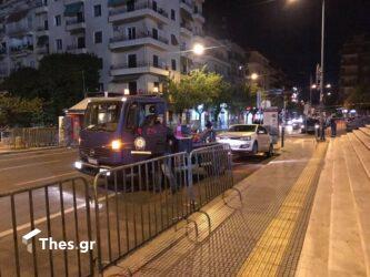 Θεσσαλονίκη: Οι κυκλοφοριακές ρυθμίσεις που ισχύουν για σήμερα (26/10)