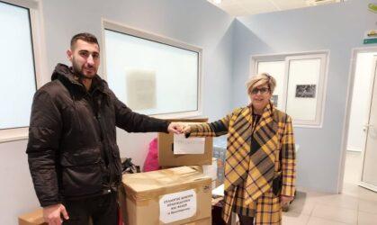 Δήμος Ωραιοκάστρου: Αποστολή τροφίμων και ειδών πρώτης ανάγκης στους σεισμοπαθείς της Κρήτης