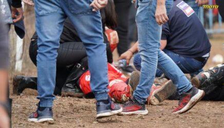 """Γιαννιτσά: """"Λύγισε"""" ο πατέρας του 27χρονου τραυματία – """"Να μην το ζήσει κανείς"""""""