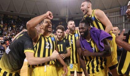 Βasket League: Σούπερ Αρης υπέταξε με 81-71 τον Παναθηναϊκό στο Αλεξάνρειο
