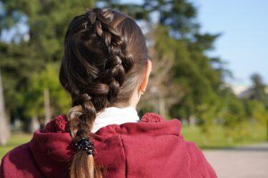 χτενίσματα για κορίτσια στο σχολείο