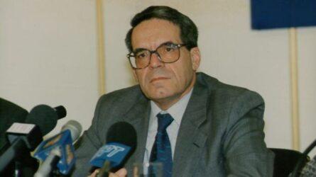 Πέθανε ο Ιωάννης Παλαιοκρασσάς