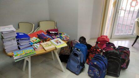 Δήμος Παύλου Μελά: Συλλογή σχολικών ειδών για τα παιδιά των οικογενειών που αδυνατούν να καλύψουν βασικές ανάγκες