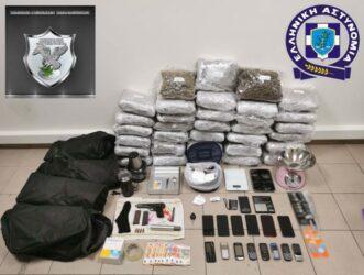 Θεσσαλονίκη: Συνελήφθη σημαντικό στέλεχος κυκλώματος διακίνησης ναρκωτικών (ΦΩΤΟ)