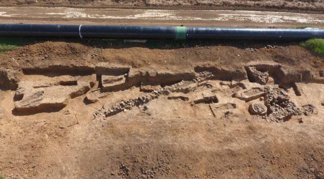 5.000 χρόνια ιστορίας φέρνουν στο φως οι ανασκαφές για τον ΤΑΡ στη Θράκη (ΦΩΤΟ)