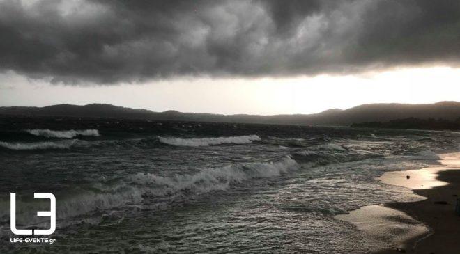 Καιρός: 8 βαθμούς κάτω έπεσε η θερμοκρασία στην Αλεξανδρούπολη – Καταιγίδες και χαλάζι στα ανατολικά (ΒΙΝΤΕΟ)