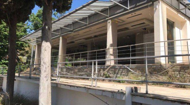 Η επαναξιοποίηση του αναψυκτηρίου στον Κέδρινο Λόφο στο επόμενο δημοτικό συμβούλιο