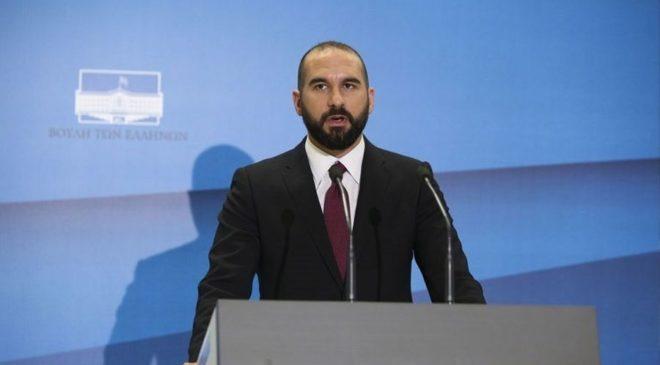 Τζανακόπουλος για εργασιακά: «Θα δώσουμε όλες μας τις δυνάμεις για να αποσυρθεί το άθλιο νομοσχέδιο της ΝΔ»