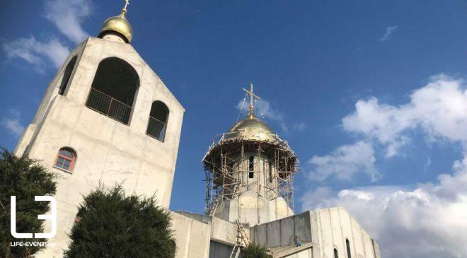 Ο ξεχωριστός ναός των Ελλήνων από τη Ρωσία στη Δυτική Θεσσαλονίκη (ΒΙΝΤΕΟ & ΦΩΤΟ)