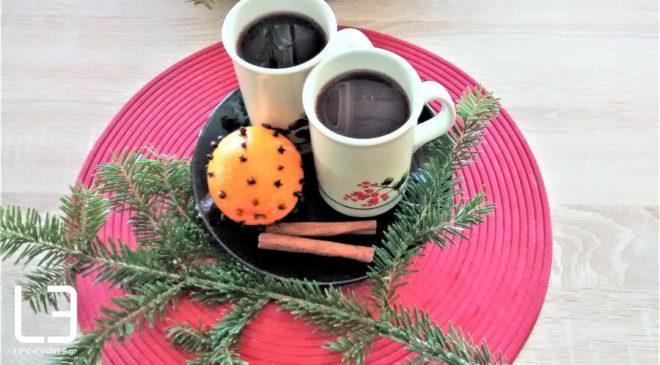 Glühwein: Φτιάχνουμε το απόλυτο χριστουγεννιάτικο ποτό