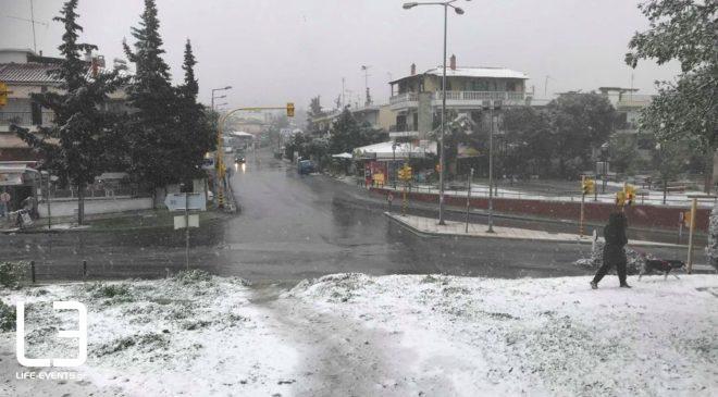 Θεσσαλονίκη: Μέτρα προστασίας ευπαθών πολιτών από το κρύο