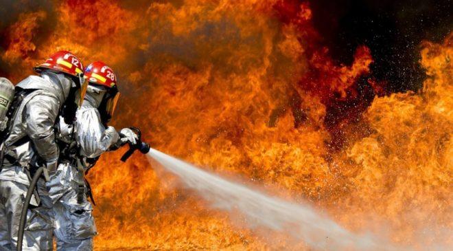 46 δασικές πυρκαγιές το τελευταίο 24ωρο