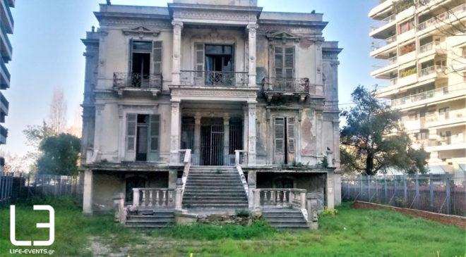 Βίλα Τζεμποργά: Το αρχοντικό – φάντασμα στη Βασιλίσσης Ολγας και η ιστορία του (ΦΩΤΟ)