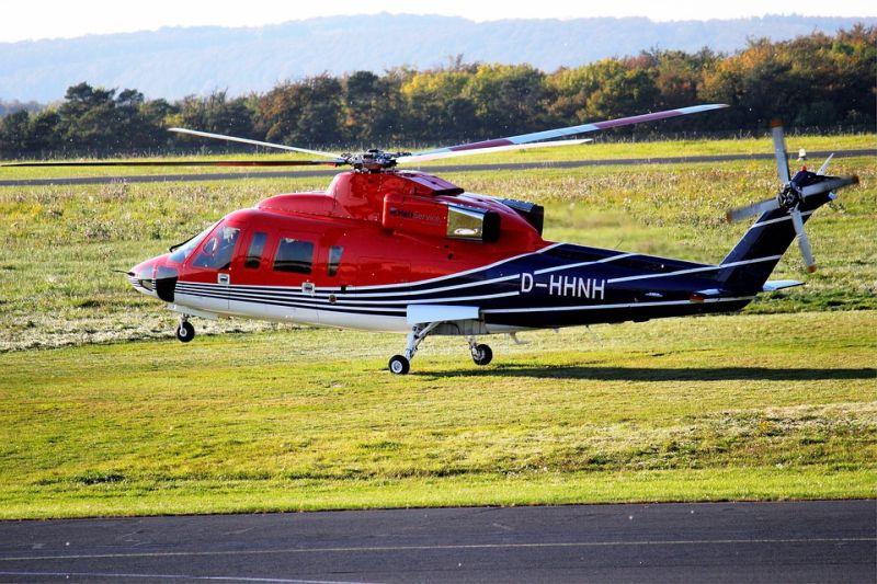 ελικόπτερο Γαλλία Μύκονος